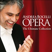 Opera: The Ultimate Collection / Andrea Bocelli, tenor [14 CDs]