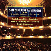 Famous Swedish Opera Singers - Nilsson, Bj&#246;rling, et al