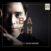 J.S. Bach: Cello Suites (6), complete / Isang Enders, cello