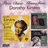 Dorothy Kirsten: Sings Songs of Gershwin/Tropical Love Songs