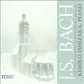 J.S. Bach: The Well-Tempered Clavier, Book 1, BWV 846 - 869 / Kimiko Ishizaka, piano