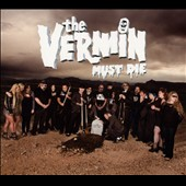 The Vermin: The Vermin Must Die [Digipak] [8/7]