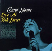 Carol Sloane: Live at 30th Street