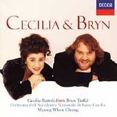 Cecilia & Bryn - Duets / Chung, Orchestra of Santa Cecilia