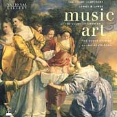 Music & Art at the Court of Charles I - Laniere, et al