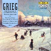 Grieg: Works for Orchestra / Abravanel, Utah Symphony