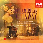 South American Getaway - Villa-Lobos, etc / Berlin Cellos