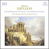 Giuliani: Duets for Flute and Guitar / Shulman, Kraft