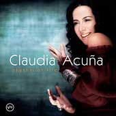 Claudia Acuña: Rhythm of Life