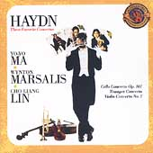 Expanded Edition - Haydn: Favorite Concertos/ Ma, Lin, et al