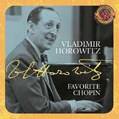 Expanded Edition - Favorite Chopin / Vladimir Horowitz