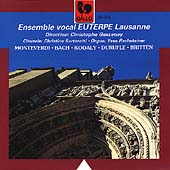 Ensemble Vocal Euterpe Lausanne en concert