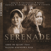 Serenade / Abbie de Quant, Masumi Nagasawa