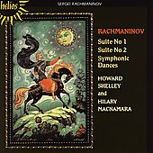 Rachmaninov: Symphonic Dances, Suites / Shelley, MacNamara