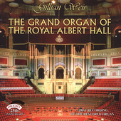 The Grand Organ of the Royal Albert Hall / Gillian Wier