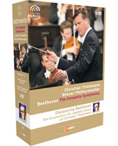 Beethoven: The Complete Symphonies / Thielemann, Vienna Philharmonic [9 DVD]