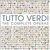 Tutto Verdi: The Complete 26 Operas plus Messa da Requiem / Teatro Regio [27 Blu-Rays]