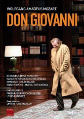 Mozart: Don Giovanni / Bo Skovhus, Kyle Ketelsen, Marlis Petersen, David Bizic, Colin Balzer. Louis Langree [DVD]