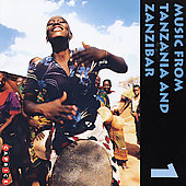 Various Artists: Music From Tanzania And Zanzibar, Vol. 1