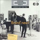 Various Artists: Swedish Jazz History, Vol. 9: 1960-94