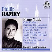 Ramey: Piano Music / Stephen Gosling