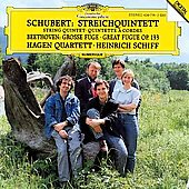 Beethoven: Great Fugue Op.133/Schubert: String Quintett
