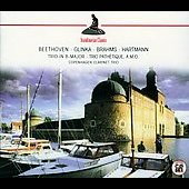 Beethoven: Trio In B Major Op.11/Brahms: Trio In A Minor Op.114/Hartmann: Serena
