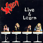 Vixen: Live & Learn