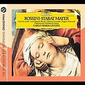 Grand Prix - Rossini: Stabat Mater / Giulini, Ricciarelli, Philharmonia