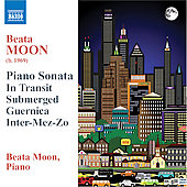 Moon: Piano Sonata, In Transit, Submerged, etc / Beata Moon