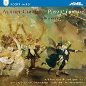 Marsh: Pierrot Lunaire / Hilliard Ensemble, Gameson, et al