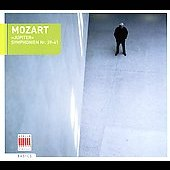 Mozart: Symphonies no 39, 40, 41 / Otmar Suitner, et al
