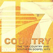 Various Artists: 17 Country: The Top Country & Southern Gospel