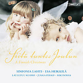 Siita Tuntee Joulun - A Finnish Christmas / Sorsa, Raiskio, Lehto, Heikkil&auml;, et al