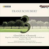 Schubert: Choral Music / Berlin Radio Chorus, et al