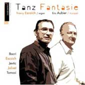 Tanz Fantasie / Thierry Escaich, Eric Aubier