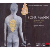 Schumann: Quatours Op. 41, 1 & 3