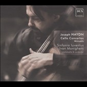 Haydn: Cello Concerto In C & D Major