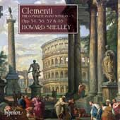 Clementi: Piano Sonatas, Vol. 5