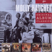 Molly Hatchet: Original Album Classics (Molly Hatchet/Flirtin' With Disaster/Beatin' The Odds/Take No Prisoners/No Guts... No Glory)
