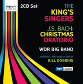 J.S. Bach: Christmas Oratorio, arr. for Jazz Band / WDR Big Band