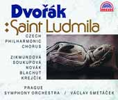 Dvor&#225;k: Saint Ludmila / Smet&#225;cek, Zikmundov&#225;, Soukupov&#225; etc