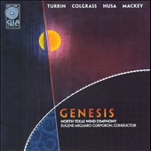 Genesis / Great Lakes Saxophone Quartet