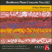 Beethoven: Piano Concertos Nos. 1 & 2