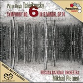 Tchaikovsky: Symphony No. 6; Capriccio Italian / Pletnev / Rusian Nat'l Orch.