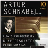Beethoven: The Piano Sonatas / Artur Schnabel, piano