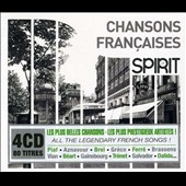 Various Artists: Spirit of Chansons Francaises