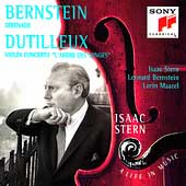 Isaac Stern - A Life In Music - Bernstein, Dutilleux