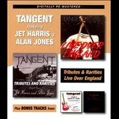 Tangent: Tributes & Rarities/Live Over England