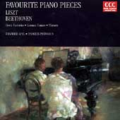 Favourite Piano Pieces - Liszt, Beethoven / Apel, Pistorius